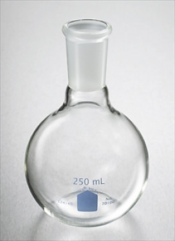 Corning® Pyrex® Vista™ Short Neck Flat-Bottom Boiling Flasks