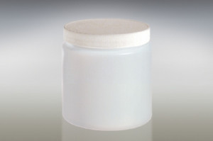 Qorpak® Wide Mouth Polyethylene Jars