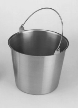 Polar Ware® Stainless Steel Solution Pail