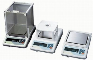 GF Series Top Loading Precision Balances