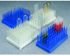 Nalgene™ Polypropylene Test Tube Peg Racks