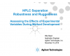 HPLC Separation Robustness and Ruggedness - Variables to Evaluate during Method Development-20151119 1603-1