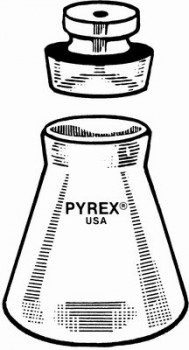 Corning® Pyrex® Hubbard-Carmick Specific Gravity Bottle
