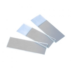 Corning® Microscope Slides, Frosted Two Sides, One End