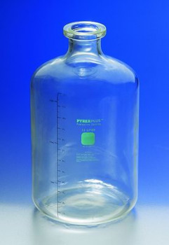 Corning® PyrexPlus® Coated Solution Bottles and Carboys
