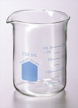 Corning® Pyrex® Vista™ Griffin Glass Beakers