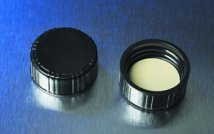 Corning® Reusable Phenolic Screw Cap with Rubber Liner