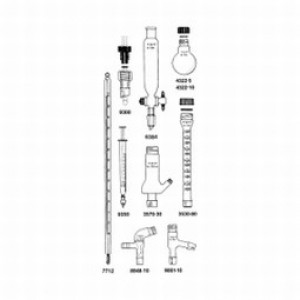 Corning® Pyrex® Vigreux Distillation Column