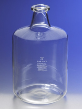 Corning® Pyrex® Solution Bottles with Tooled Neck