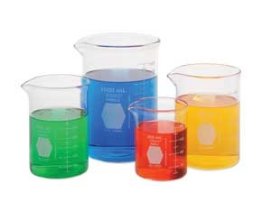 Kimax® Heavy Duty Glass Beaker Starter Pack