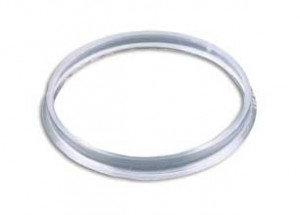 Clear GL-45 Pour Ring