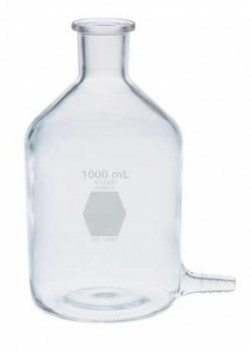 Kimble® Reservoir Bottles with Bottom Hose Outlet