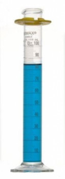 Kimax® Graduated Cylinder with Single Metric Scale