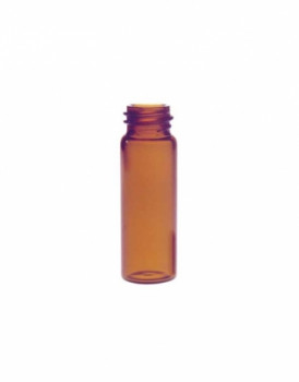 DWK Life Sciences (Kimble) Amber Screw Thread Vials without Caps