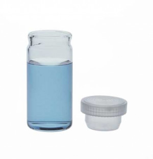 Kimble® OPTICLEAR™ Glass Vials with Tooled Neck