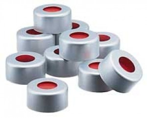 Aluminum Seals with PTFE-Faced Silicone Septa