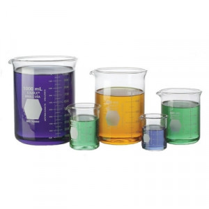 DWK Life Sciences Kimax® Low Form Griffin Beaker Starter Pack