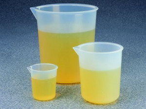 Nalgene™ PTFE PFA Low-Form Beakers