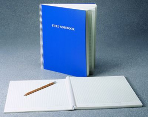 Nalgene™ Spiral-Bound Field Notebooks