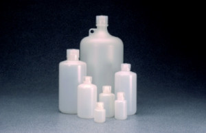 Nalgene™ Narrow-Mouth HDPE IP2 Bottles