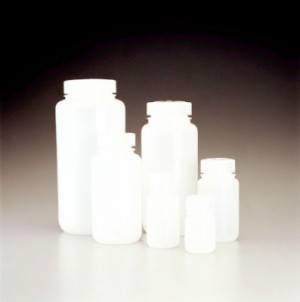 Nalgene™ Wide Mouth HDPE Bottles