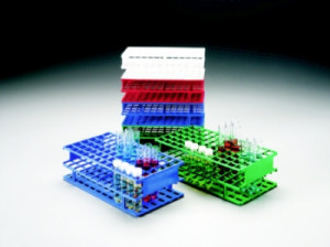 Nalgene™ Unwire™ Polypropylene Test Tube Racks