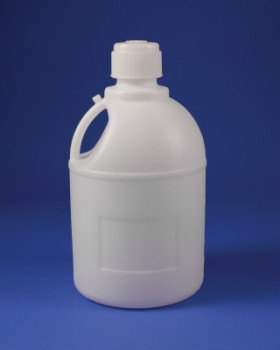 Scienceware® Polyethylene Carboys with Handles
