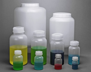 Scienceware® Wide Mouth LDPE Bottles