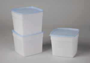 Freezing And Storage Containers