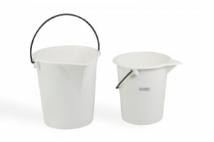 Scienceware® Heavy-Duty Graduated Pails