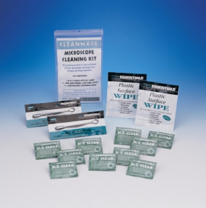 Cleanware™ Microscope Optics Cleaning Kit