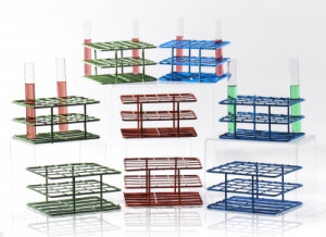 Poxygrid® Half-Size Test Tube Racks
