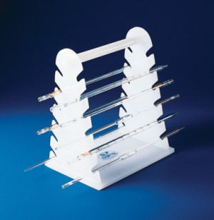 Pipette Support Rack, Horizontal
