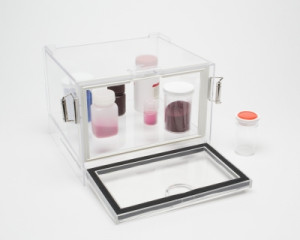 Dry-Keeper™ Small Stackable Desiccator Cabinet