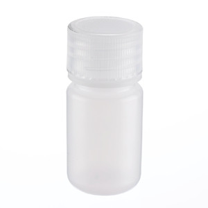 DWK Life Sciences (Wheaton) Leak Resistant Wide-Mouth Plastic Bottles