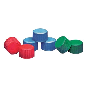 Wheaton® Linerless Colored Screw Caps
