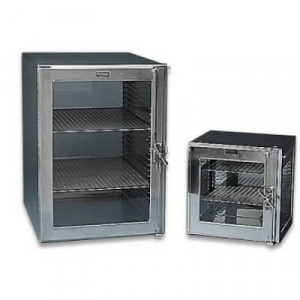 Boekel Small and Large Stainless Steel Desiccator Cabinets