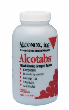 Alcotabs® Critical Cleaning Detergent Tablets