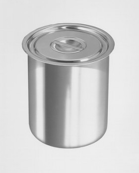 Stainless Steel Beaker without Spout