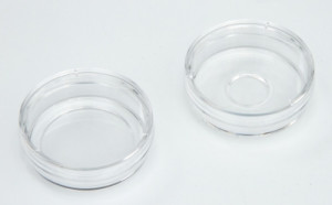 Nunc™ Glass Bottom Dishes