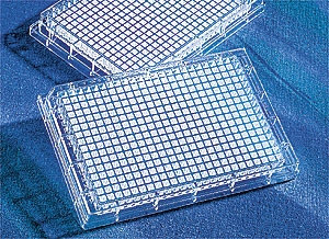 384-Well Clear Polystyrene Microplates, Corning®