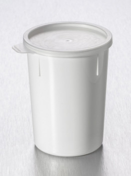 Corning® Gosselin™ White Conical Sample Containers