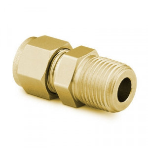 Brass Male Pipe Connectors
