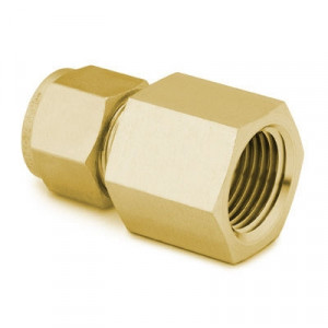 Brass Female Pipe Connectors