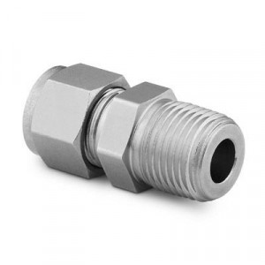 Stainless Steel Male Pipe Connectors