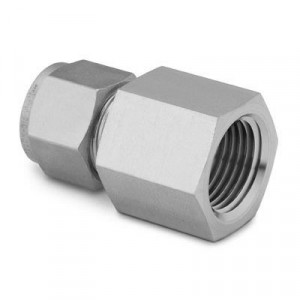 Stainless Steel Female Pipe Connectors