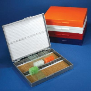 Globe Scientific Slide Storage Boxes
