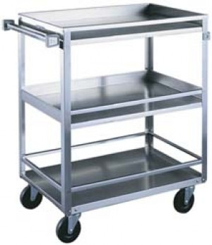 Gillis Carts Stainless Steel Utility Carts