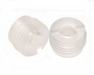 Adapters with 1/2-20 to 1/4-28 Thread