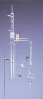 Continuous Liquid/Liquid Extractor with Built-In SLOW-DRY® Concentrator
